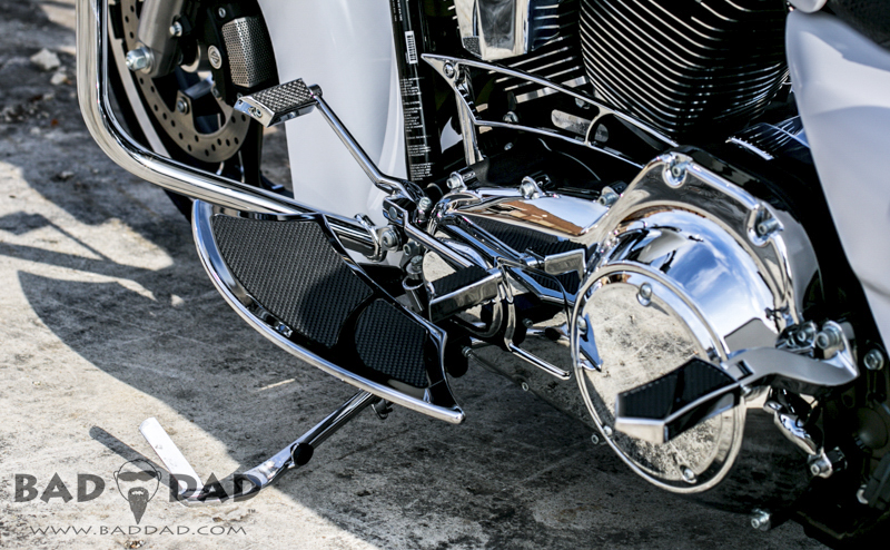 Custom Wiring Harness >> Bad Dad | Custom Bagger Parts for Your Bagger | Baggers ...