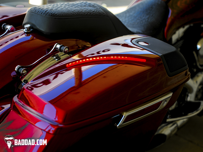 Ultimate Motorcycle Seats >> Bad Dad | Custom Bagger Parts for Your Bagger | Complete ...