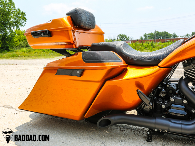Baggers 2015 Road Glide With Tour Pack Bad Dad
