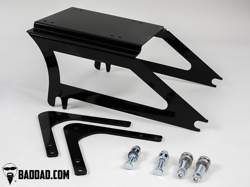 Tour Pack Rack for Bagger Fender (1997-2008)