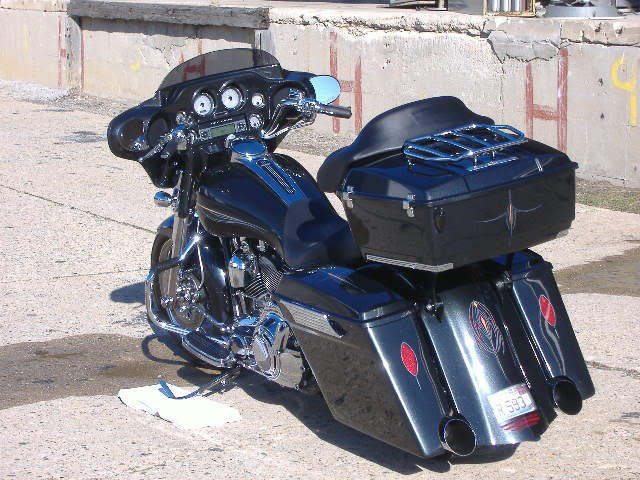 Bad Dad Custom Bagger Parts For Your Bagger Detachable
