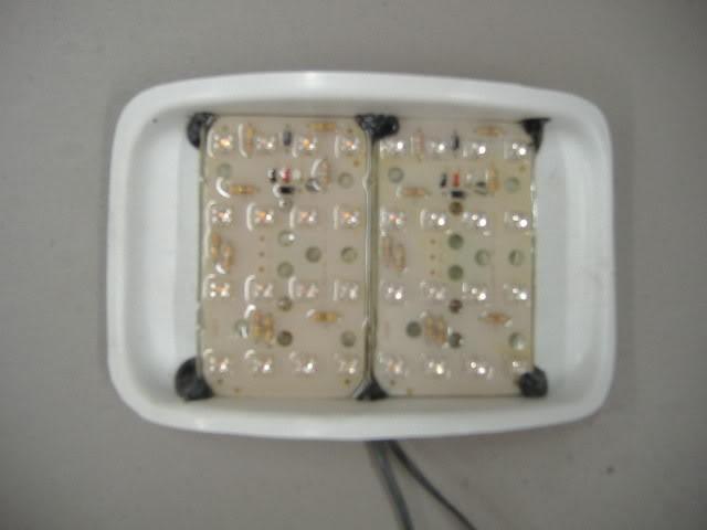 Flush Mount Brake Light LED