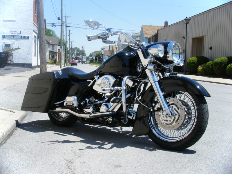 Indian Chief Fender (Touring)