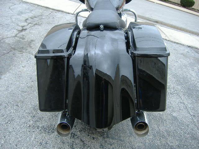 Short Bagger Rear Fender Bad Dad Custom Bagger Parts