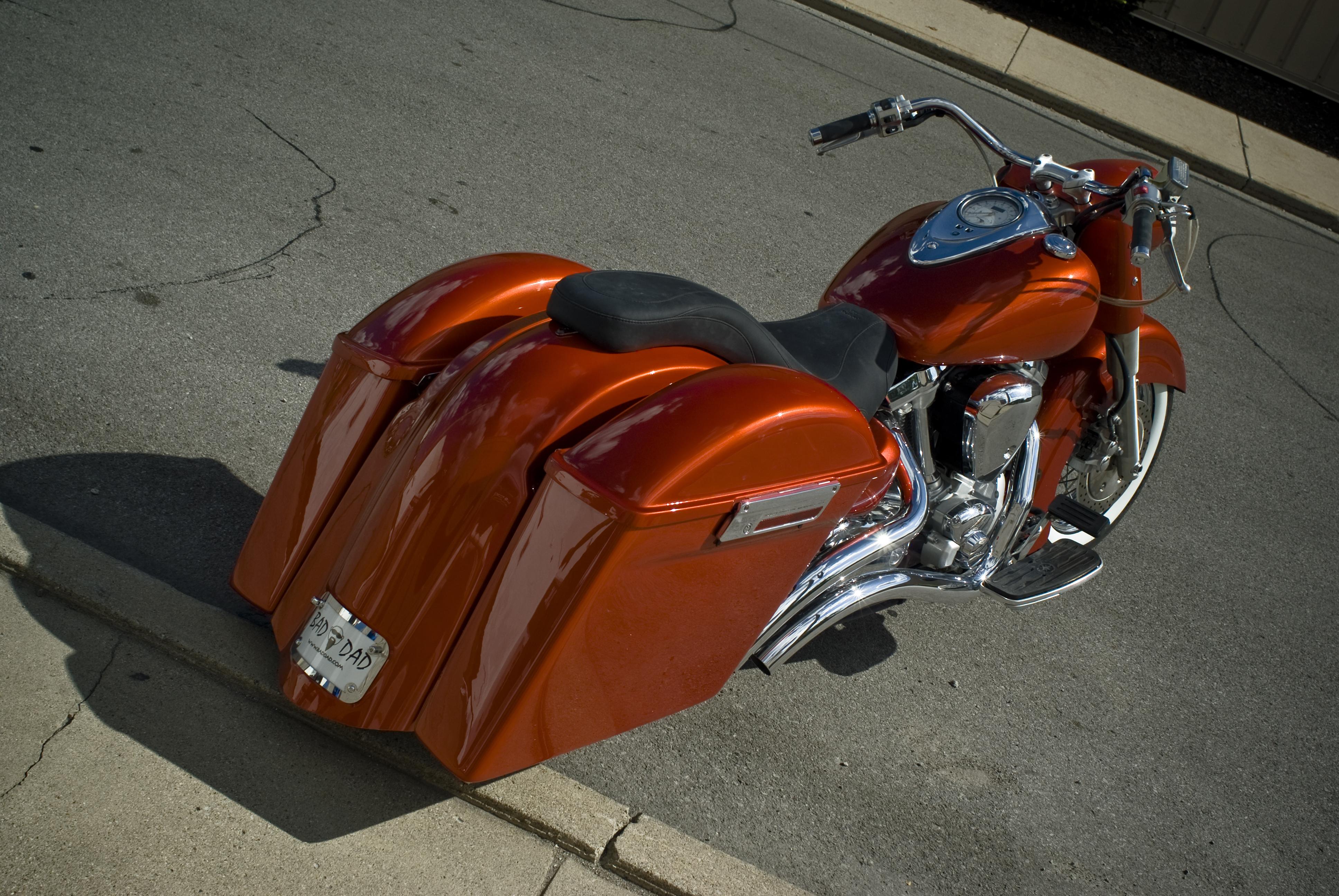 Yamaha Road Star Bagger