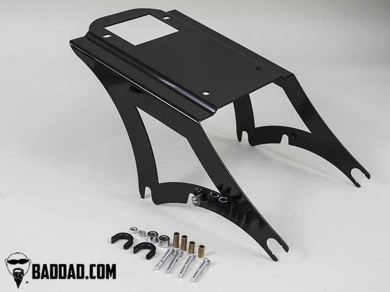 Tour Pack Rack for Bagger Fender (2009-2013)