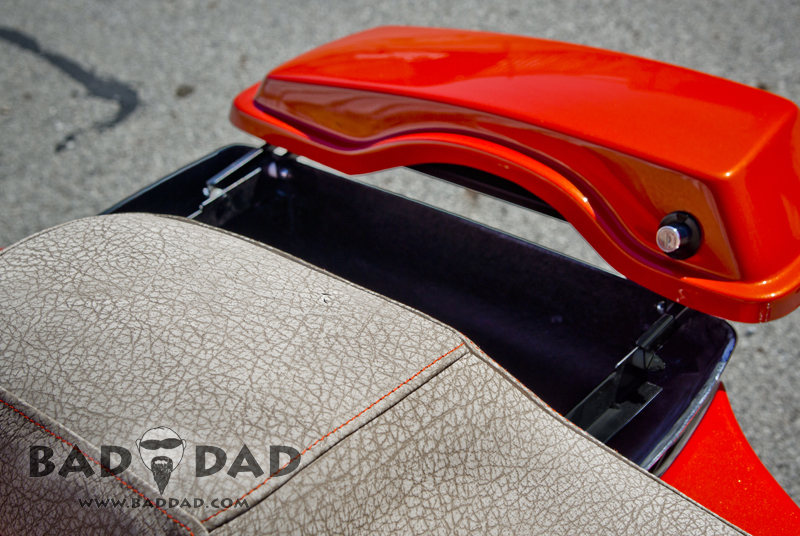 Bad Dad Custom Bagger Parts For Your Bagger Shaved