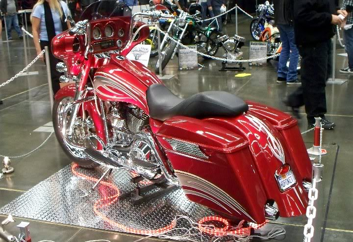 Custom License Plate Covers >> Softail All-in-One Rear Fender | Bad Dad | Custom Bagger Parts for Your Bagger