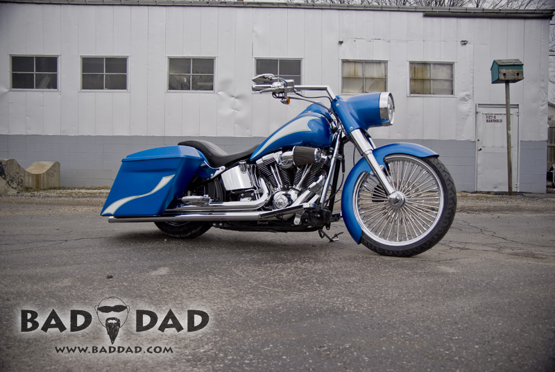 Bad Dad Custom Bagger Parts For Your Bagger 21 Quot Wrap