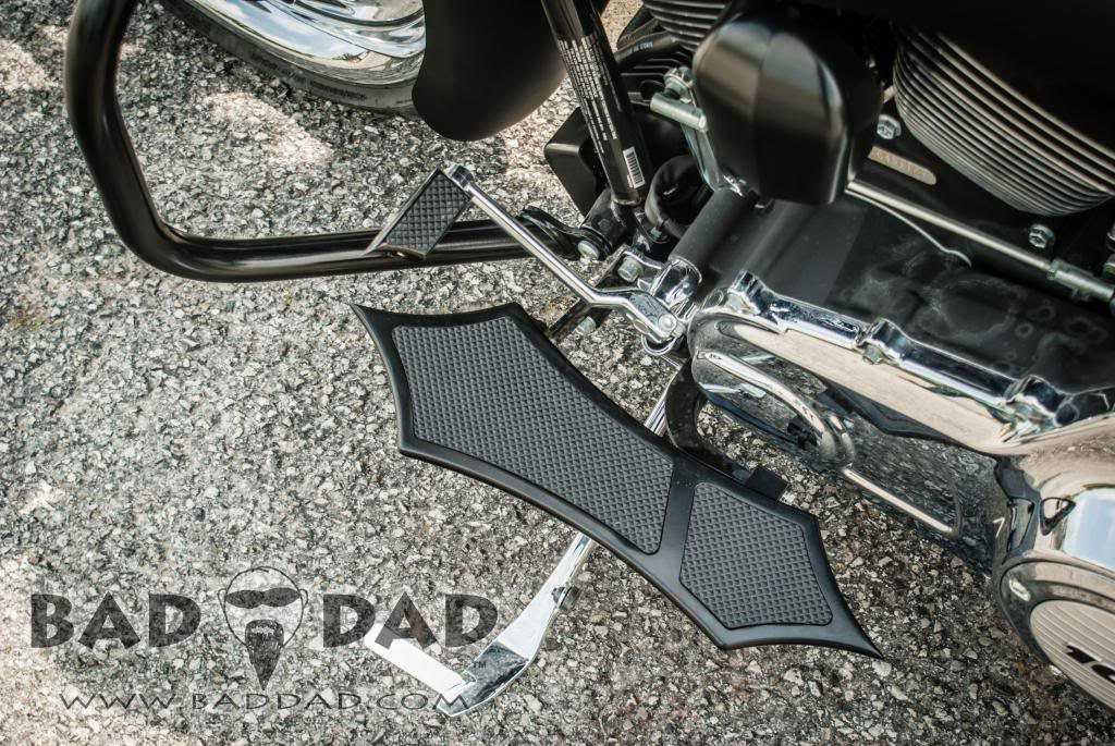 966 Front Floorboards Bad Dad Custom Bagger Parts For
