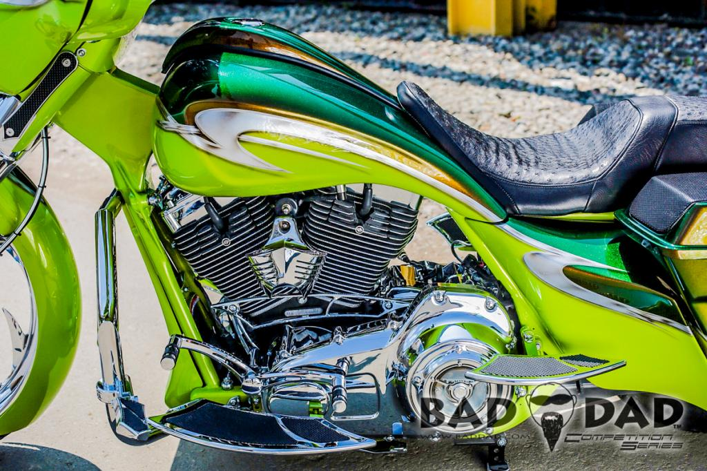 Bad Dad Custom Bagger Parts For Your Bagger 992 Front