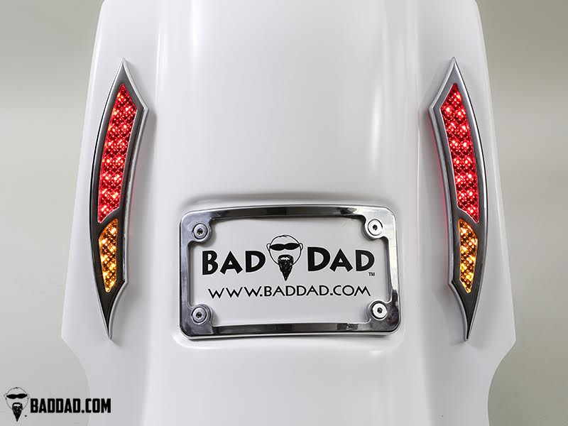 992 Taillights with Amber