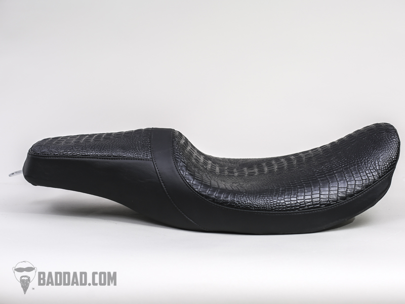 Bagger Alligator Seat