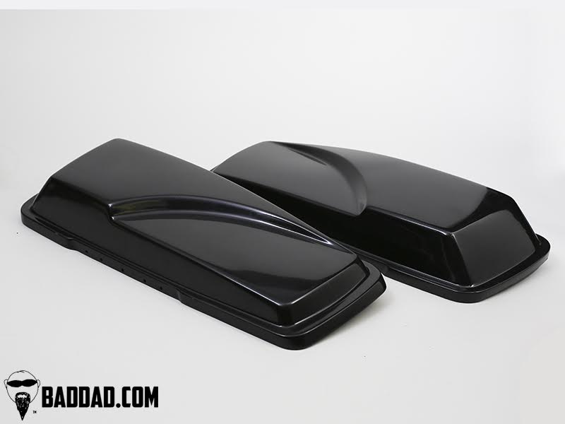Competition Series Saddlebag Lids 1993-2013
