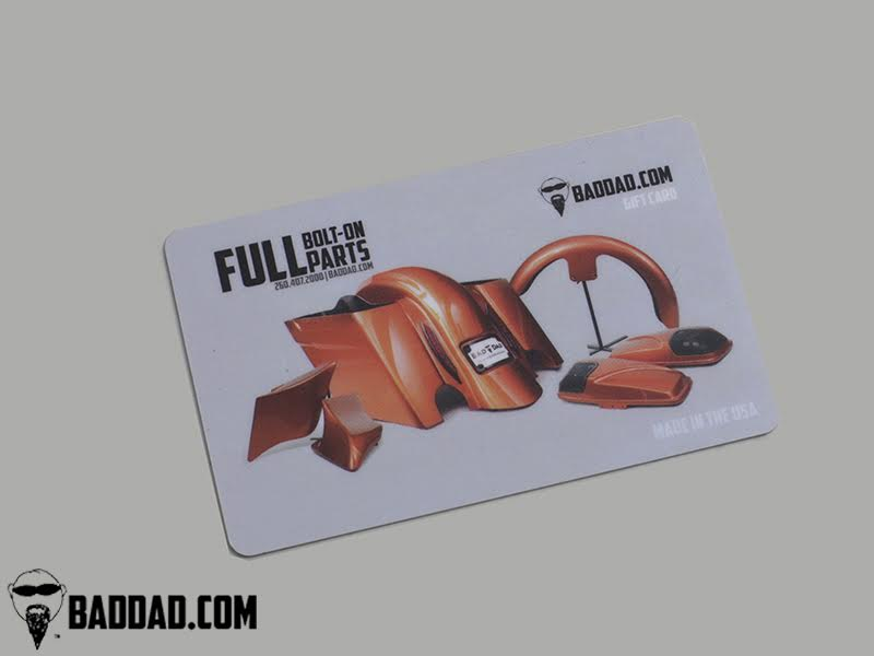 Bad Dad Gift Cards