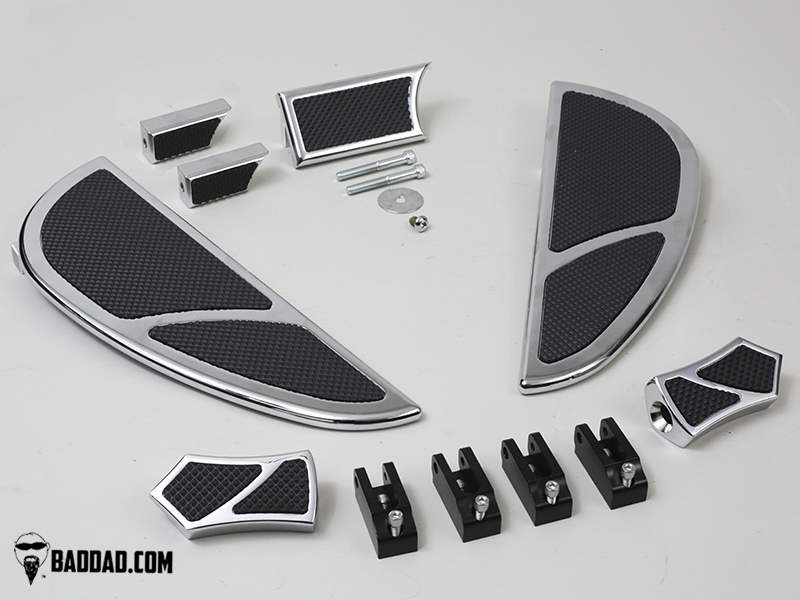 Floorboard Kit: 905 Boards with Passenger Pegs