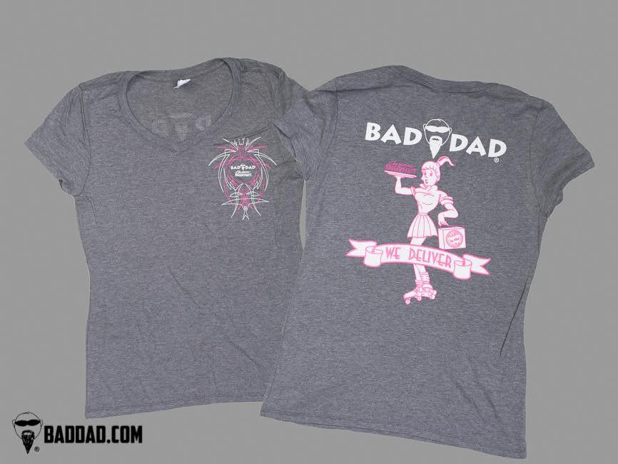 """""""We Deliver"""" T-Shirt-Ladies"""