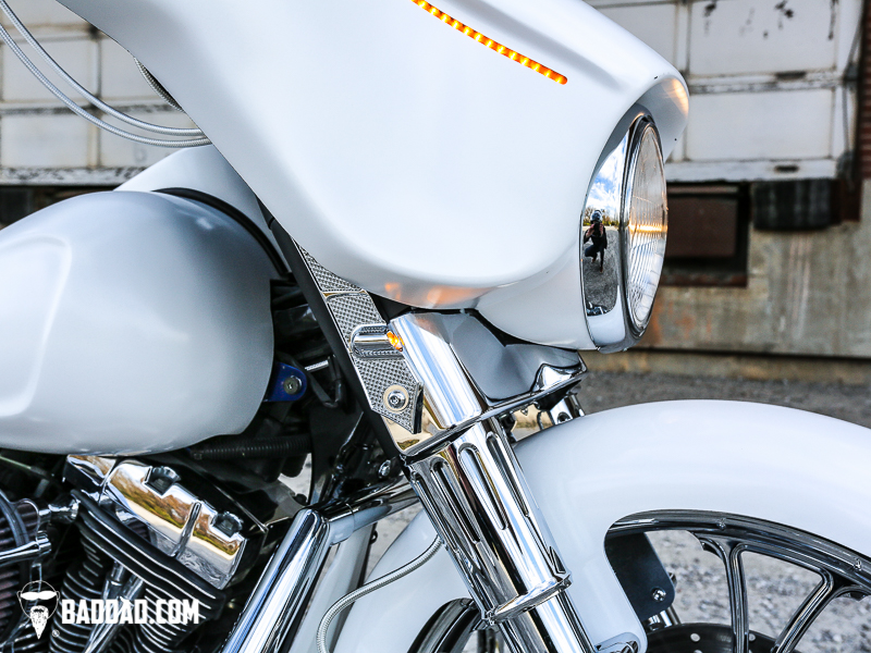 900 series front turn signals for touring bad dad
