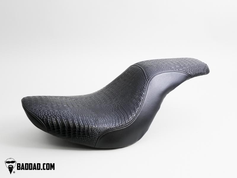 Softail Alligator Seat