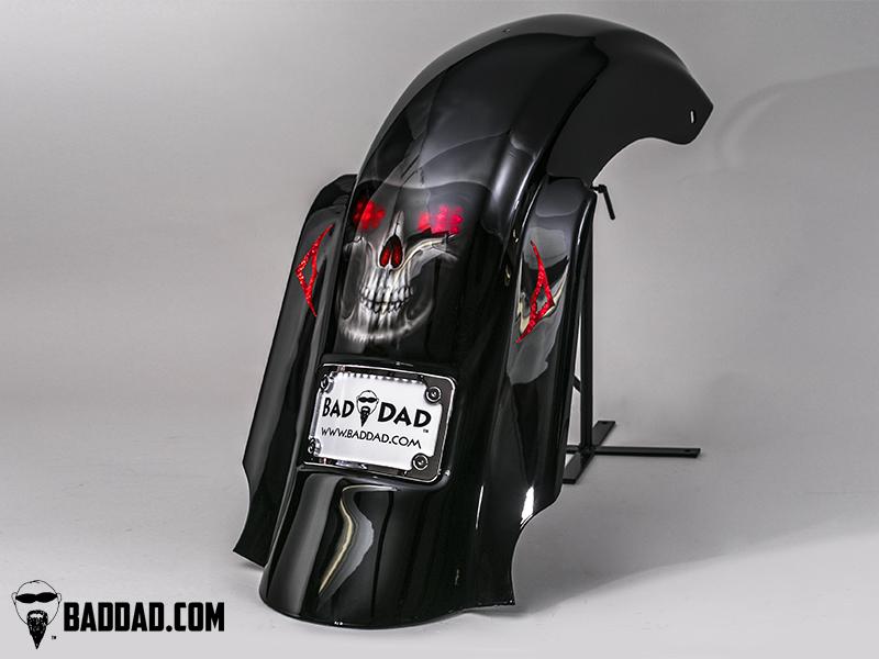 Fender With Flush Brake Light Amp Flush Turn Signals Bad
