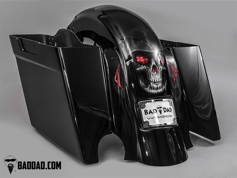 Custom Tail Lights For Yamaha Road Star