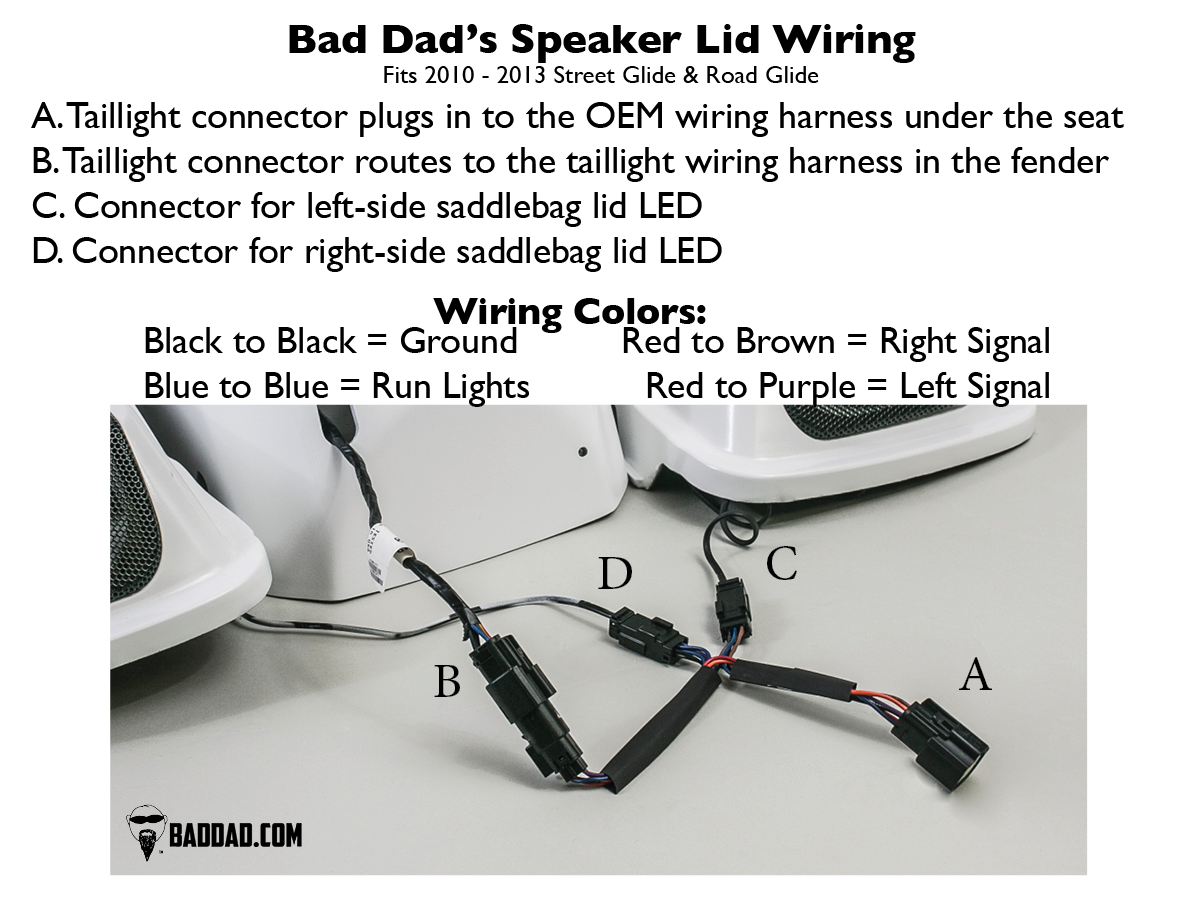 Bad Dad Wiring Diagram